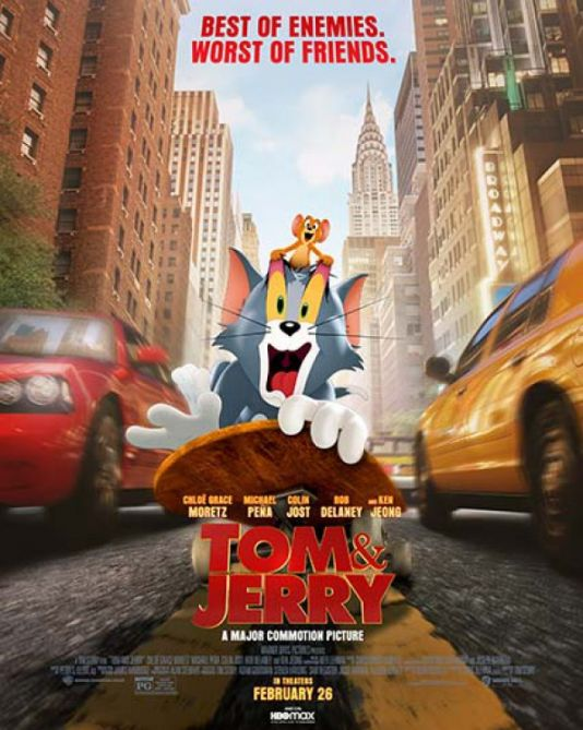FAFB Movie in the Park - Tom & Jerry