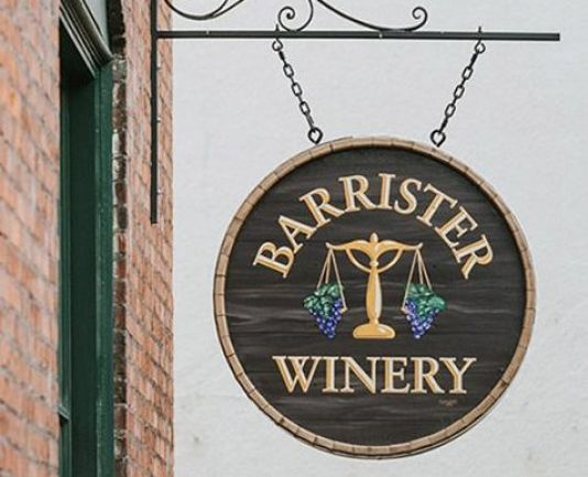 Barrister Wine Tasting - Taste of the Town