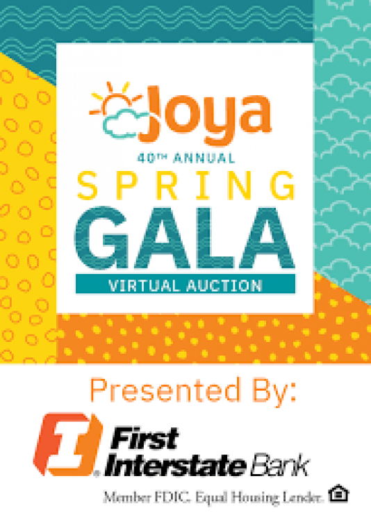Joya Silent Auction Week