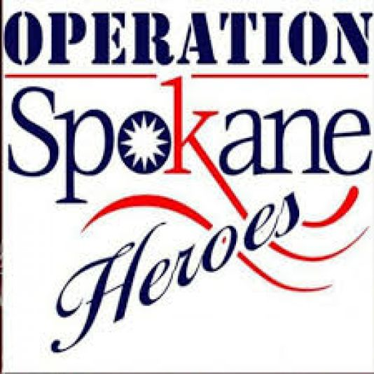 Support Operation Spokane Heroes