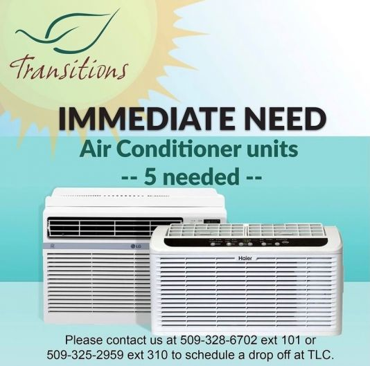 **IMMEDIATE NEED** Air Conditioner Units