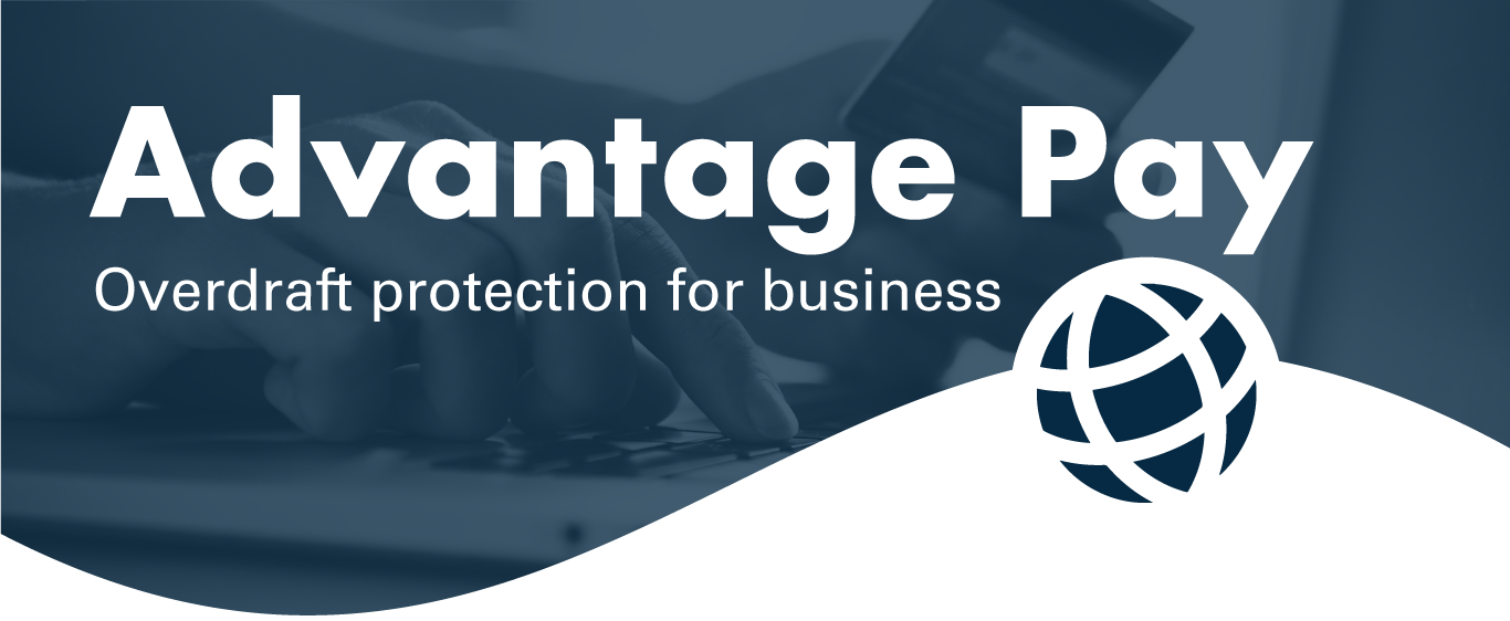 advantage pay overdraft protection for your business