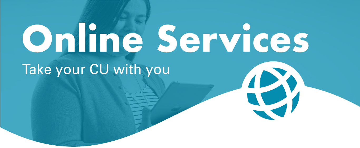 online services take your CU with you