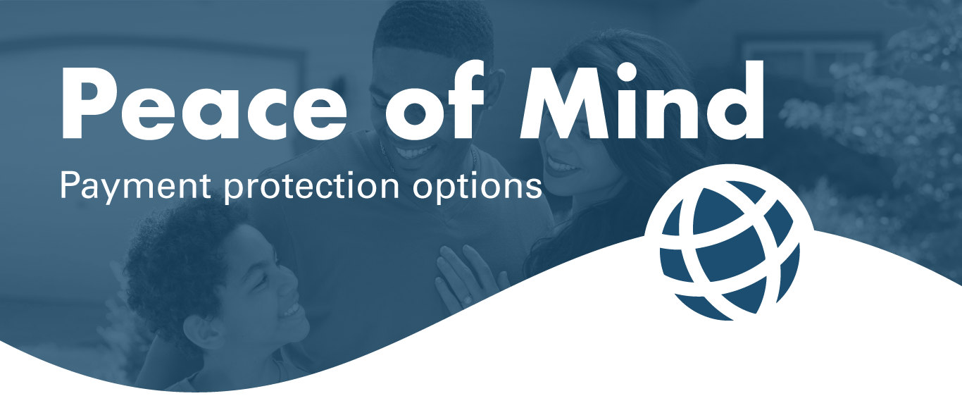 peace of mind payment protection image